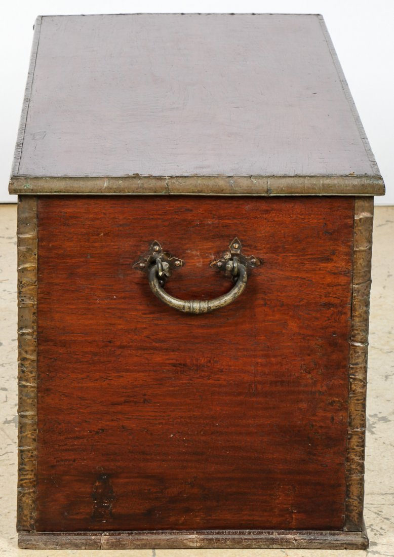 Antique Javanese Dowry Chest - 5