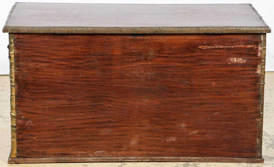Antique Javanese Dowry Chest - 6