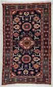 Antique Kuba Rug : 4'10'' x 8'0'' (147 x 244 cm)