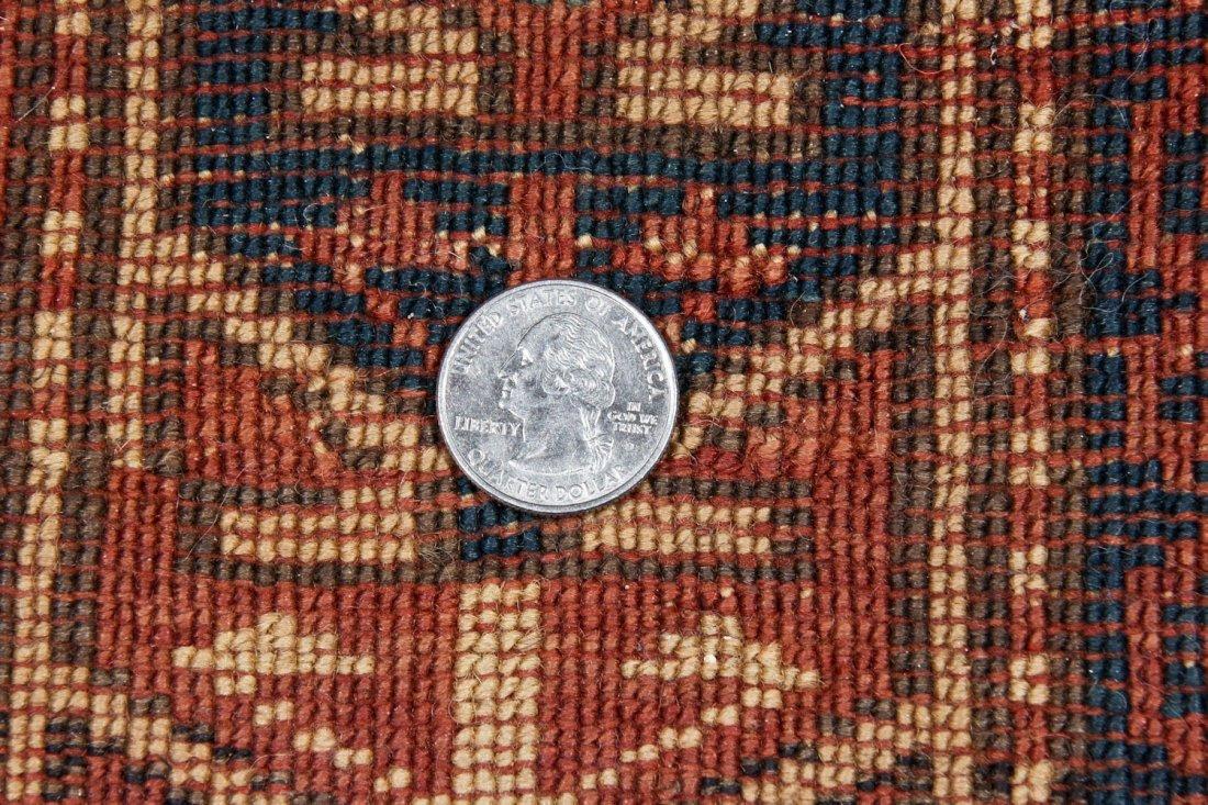 Antique Kazak Rug: 3'4'' x 5'4'' (102 x 163 cm) - 6