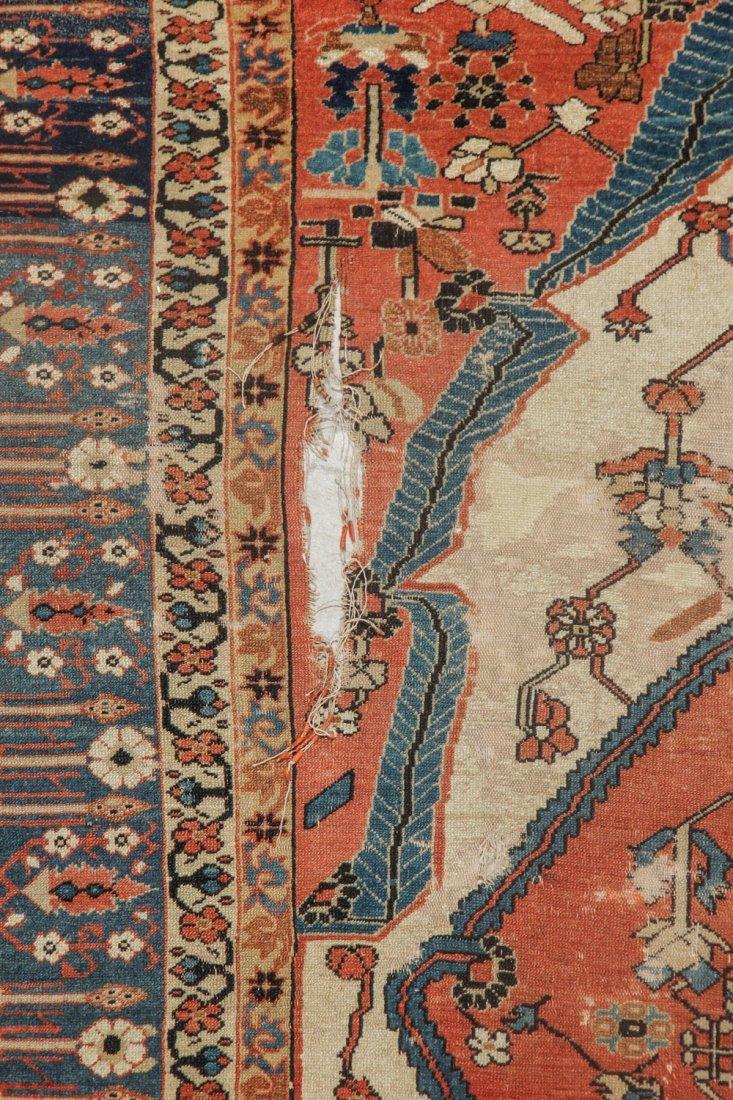 Fine 19th C. West Persian Village Rug: 4'7'' x 6'1'' - 2
