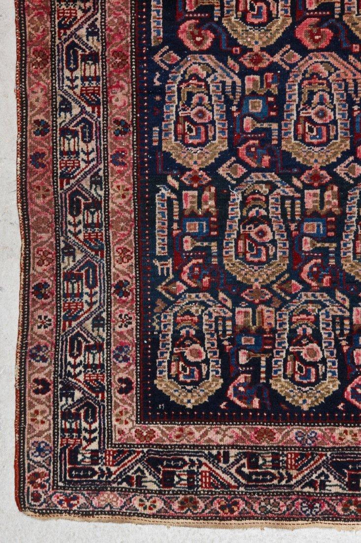 Antique Malayer Rug: 4'7'' x 6'9'' (140 x 206 cm) - 2