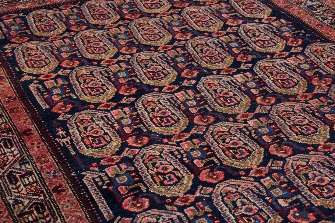 Antique Malayer Rug: 4'7'' x 6'9'' (140 x 206 cm) - 3