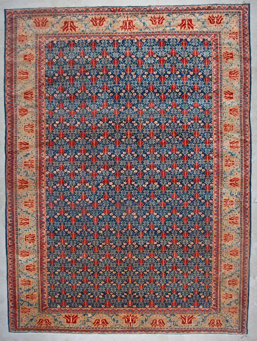 Kentwilly Arts & Crafts Rug: 10'4'' x 13'11'' (315 x