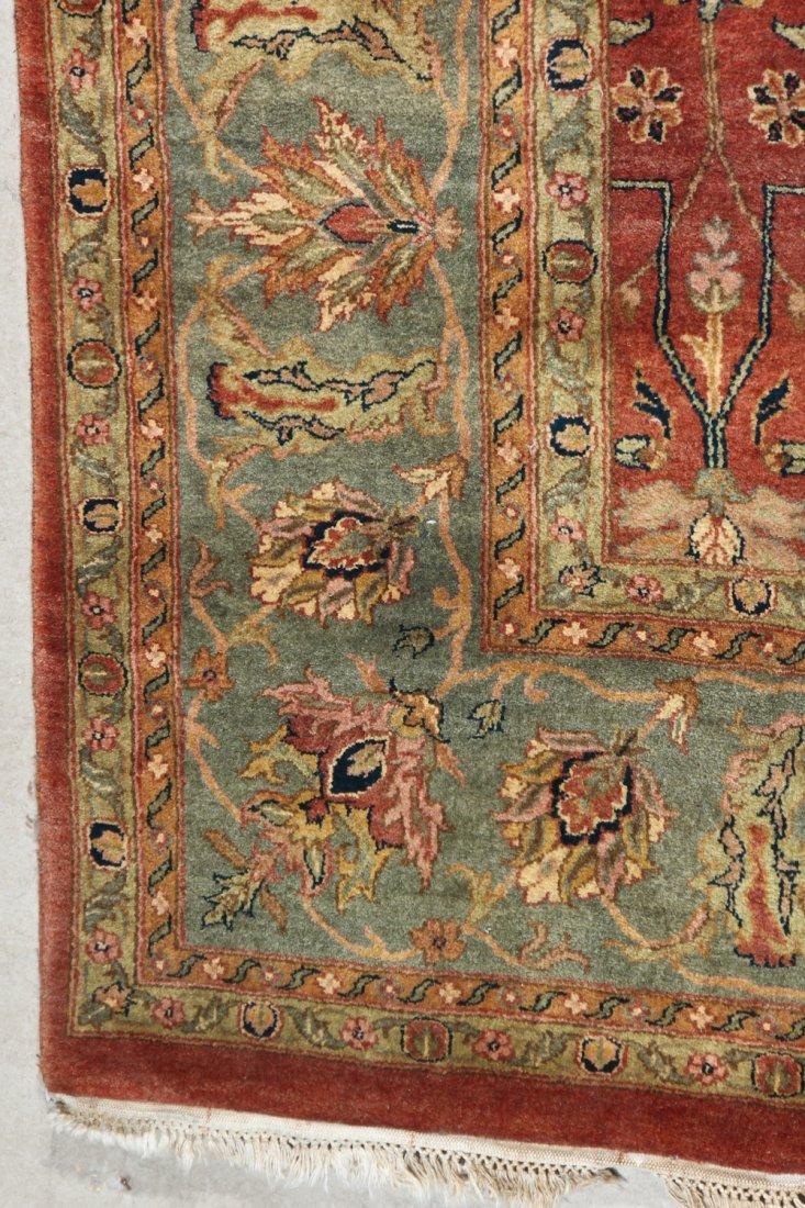 Vintage Agra Rug: 8'1'' x 10'0'' (246 x 305 cm) - 2