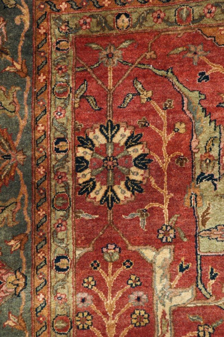 Vintage Agra Rug: 8'1'' x 10'0'' (246 x 305 cm) - 4