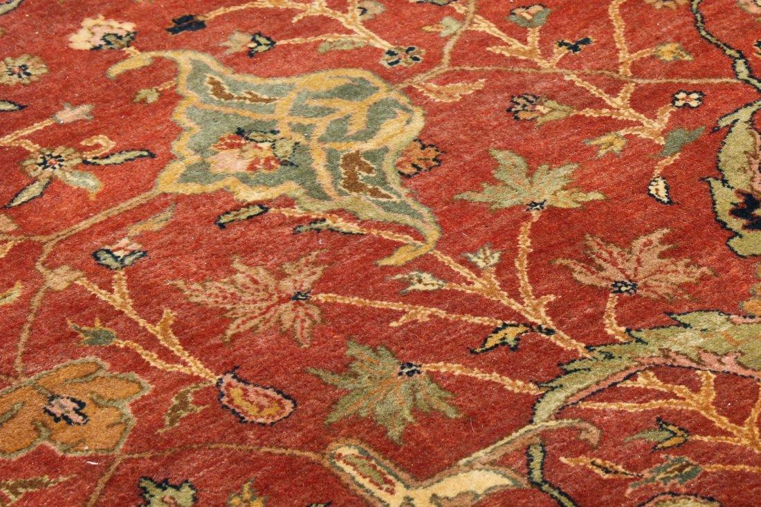 Vintage Agra Rug: 8'1'' x 10'0'' (246 x 305 cm) - 5
