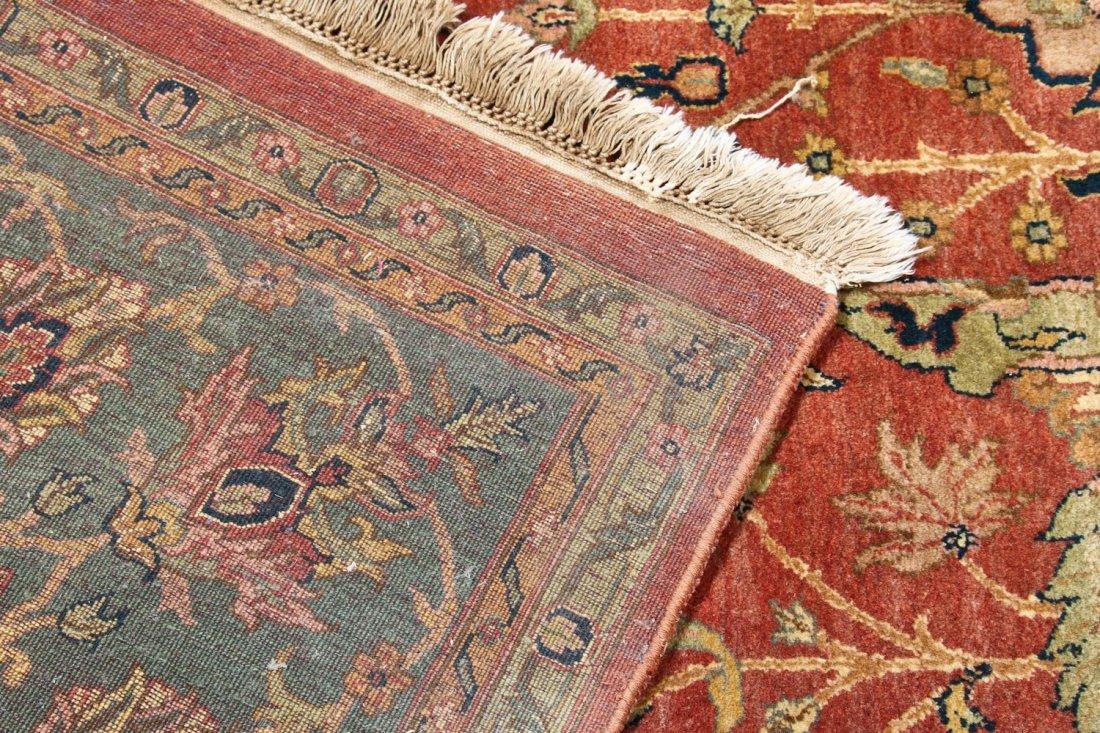 Vintage Agra Rug: 8'1'' x 10'0'' (246 x 305 cm) - 6