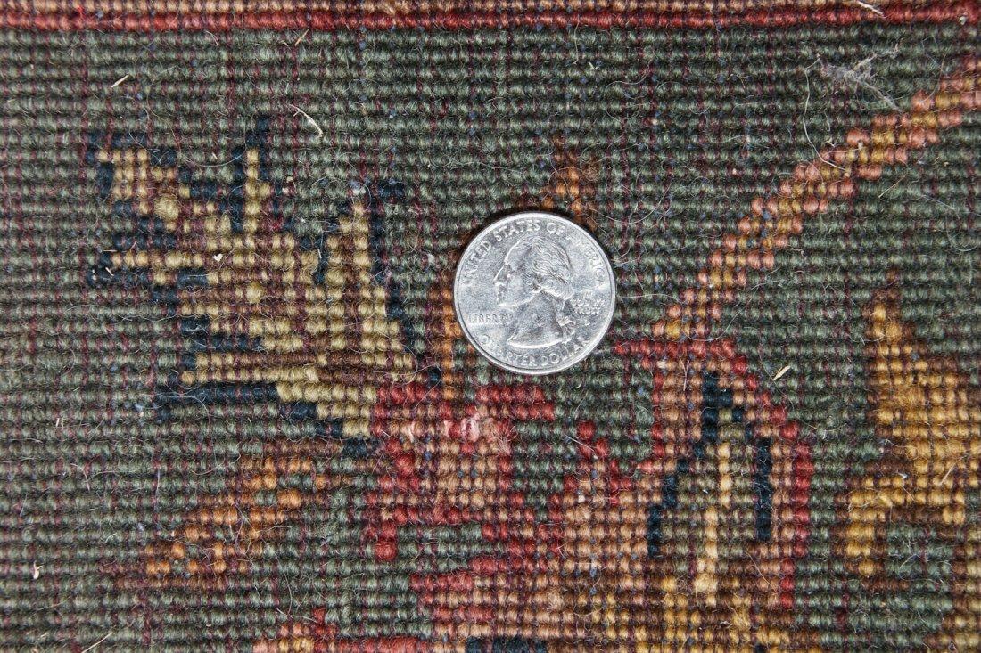 Vintage Agra Rug: 8'1'' x 10'0'' (246 x 305 cm) - 7