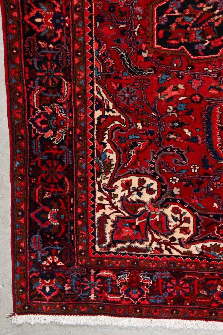 Vintage Heriz Rug: 8'3'' x 11'1'' (251 x 338 cm) - 2