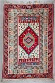 Vintage Moroccan Rug 56 x 83 168 x 251 cm