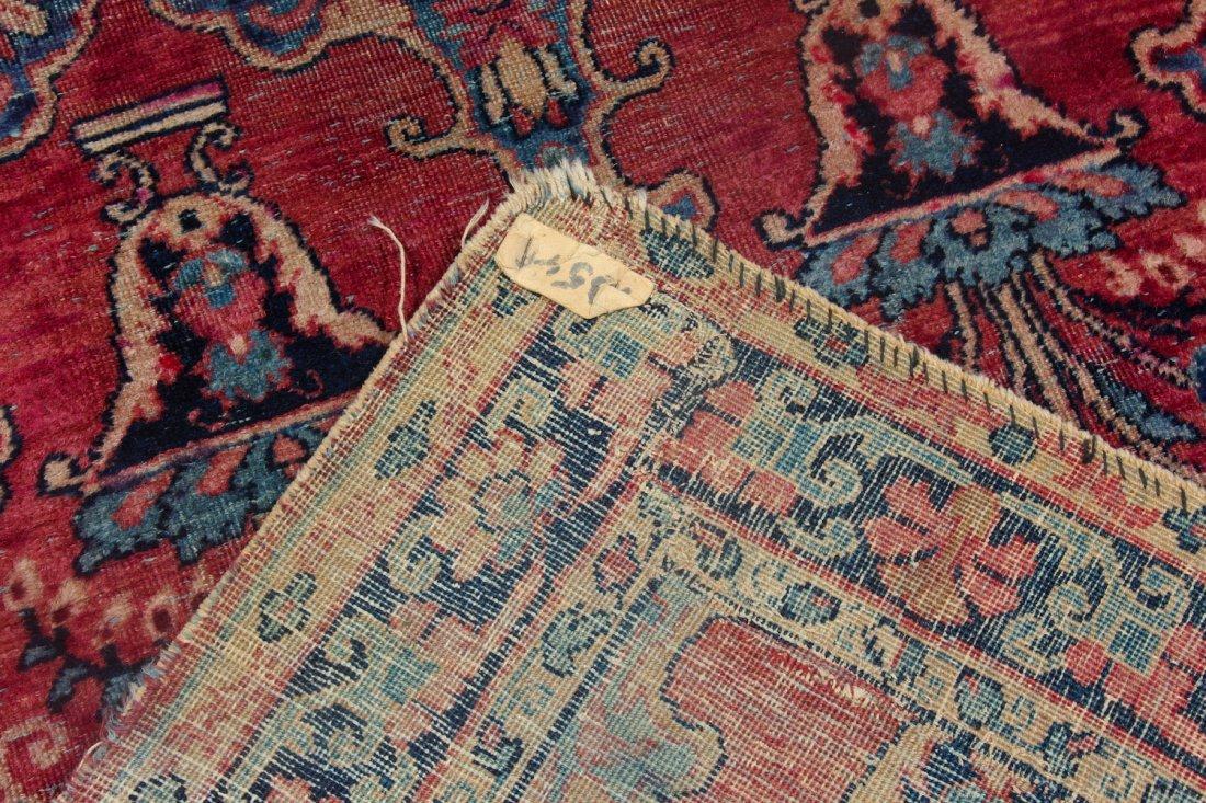 2 Antique Persian Hamadan Rugs - 5