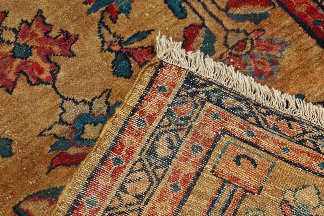 2 Antique Persian Hamadan Rugs - 7