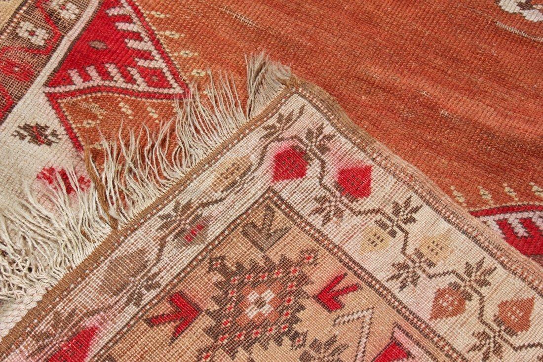 Antique Oushak and Semi-Antique Milas Rugs (2) - 6