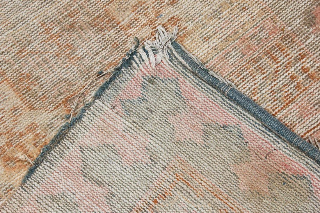 Antique Oushak and Semi-Antique Milas Rugs (2) - 8