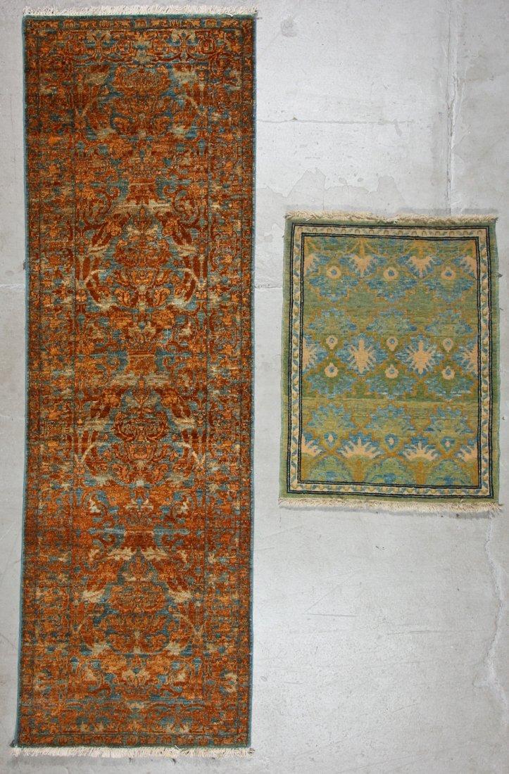 2 Arts & Crafts Rugs