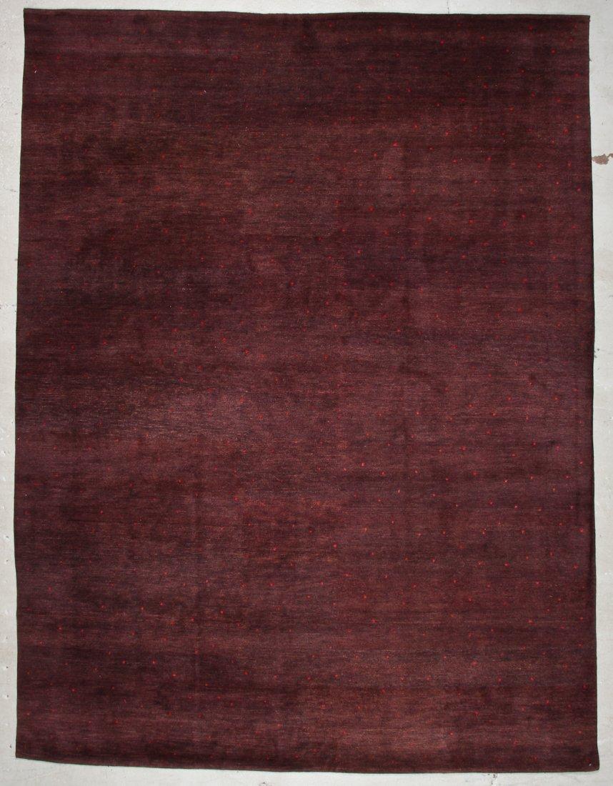 ModernTibetan Rug: 9'1'' x 11'11'' (277 x 363 cm)