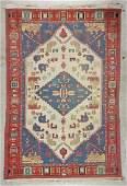 Serapi Style Sumak Rug 54 x 711 163 x 241 cm