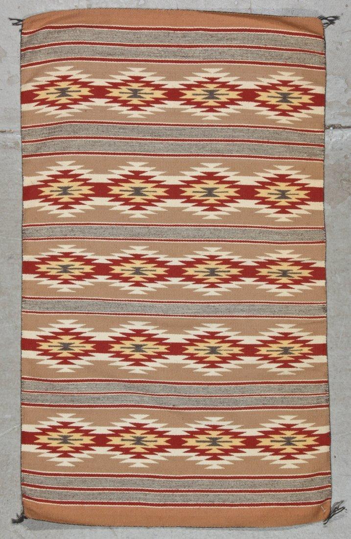 Modern Southwest Rug: 2'11'' x 4'10'' (89 x 147 cm)