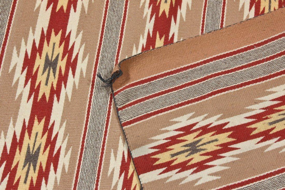 Modern Southwest Rug: 2'11'' x 4'10'' (89 x 147 cm) - 4