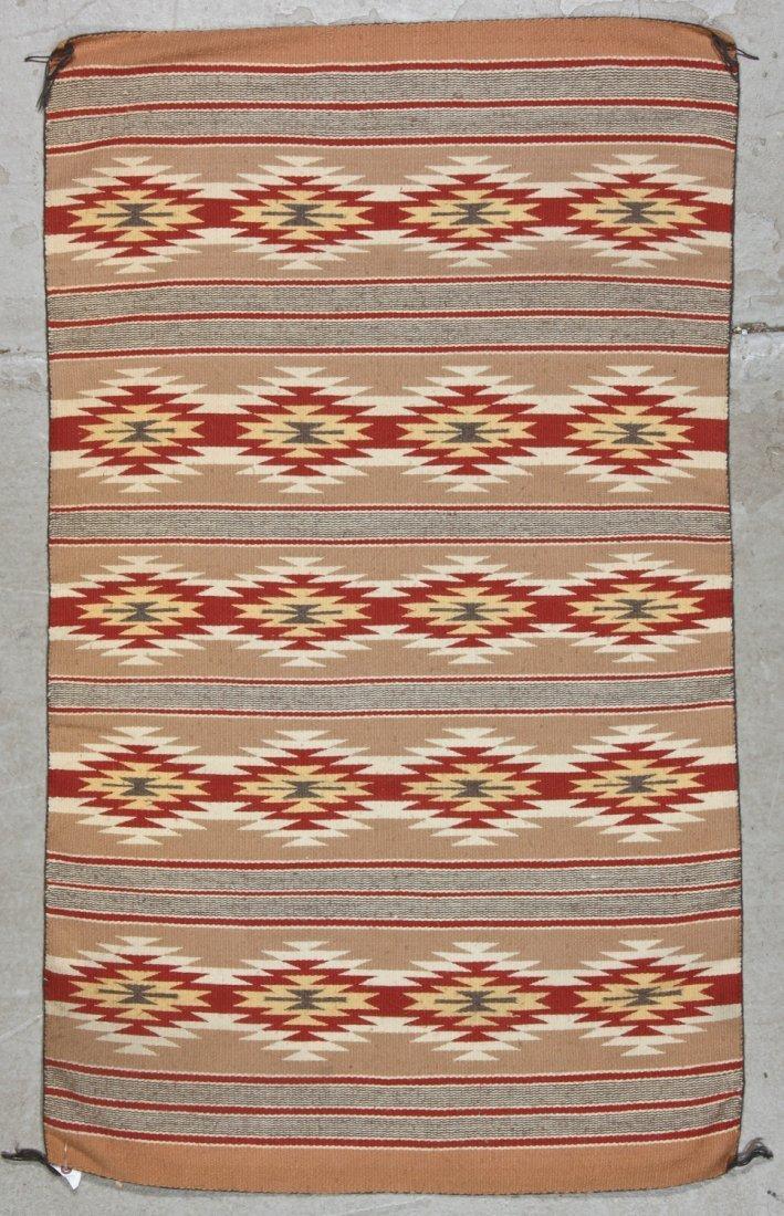 Modern Southwest Rug: 2'11'' x 4'10'' (89 x 147 cm) - 5