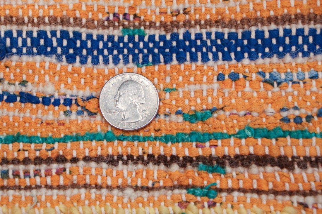Vintage Moroccan Rug: 4'0'' x 8'0'' (122 x 244 cm) - 5