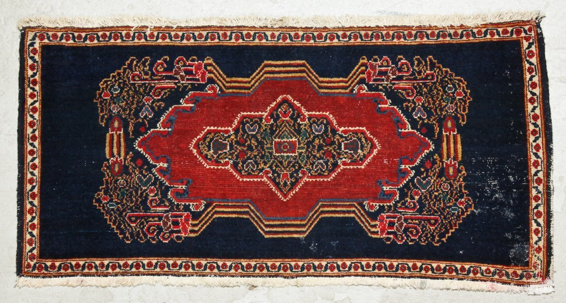 6 Vintage Persian and Turkish Small Rugs - 2