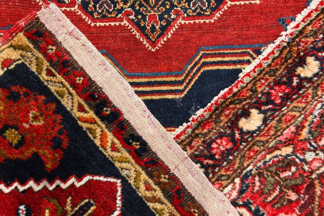 6 Vintage Persian and Turkish Small Rugs - 6