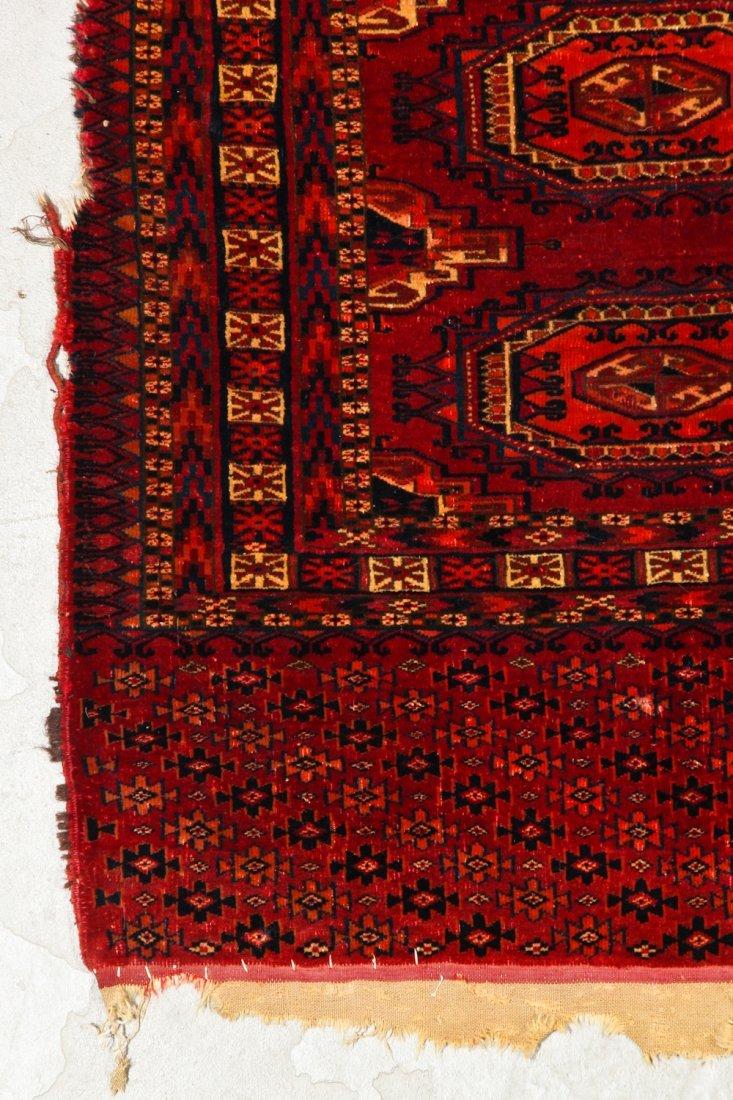 2 Antique Turkmen Salor Juvals - 3