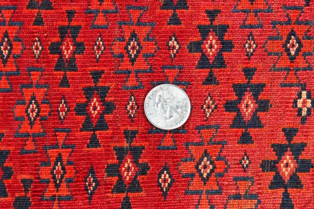 2 Antique Turkmen Salor Juvals - 5