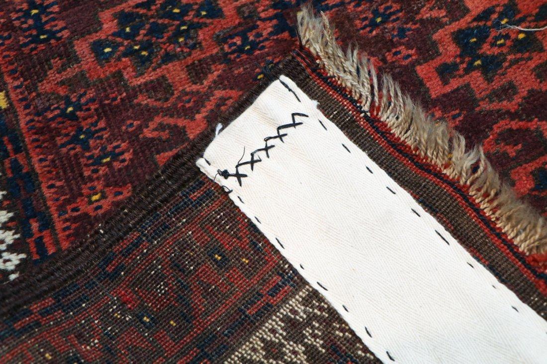 2 Semi-Antique Beluch Rugs - 6