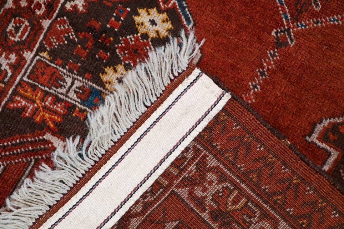 2 Semi-Antique Afghan and Beluch Prayer Rugs - 7