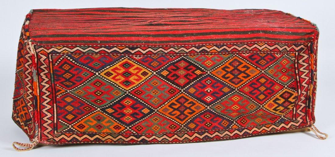 Semi-Antique Caucasian Sumak Beshik/Cradle