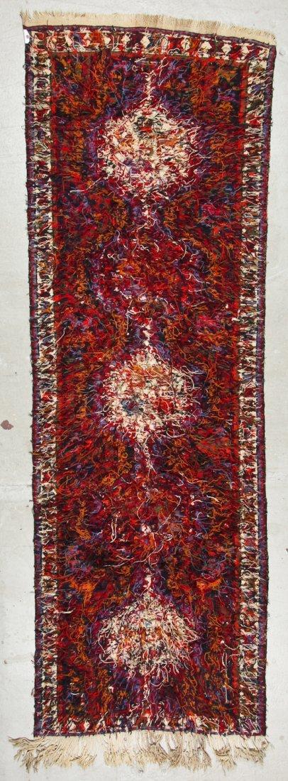 Vintage West Persian Sumak Rug - 9