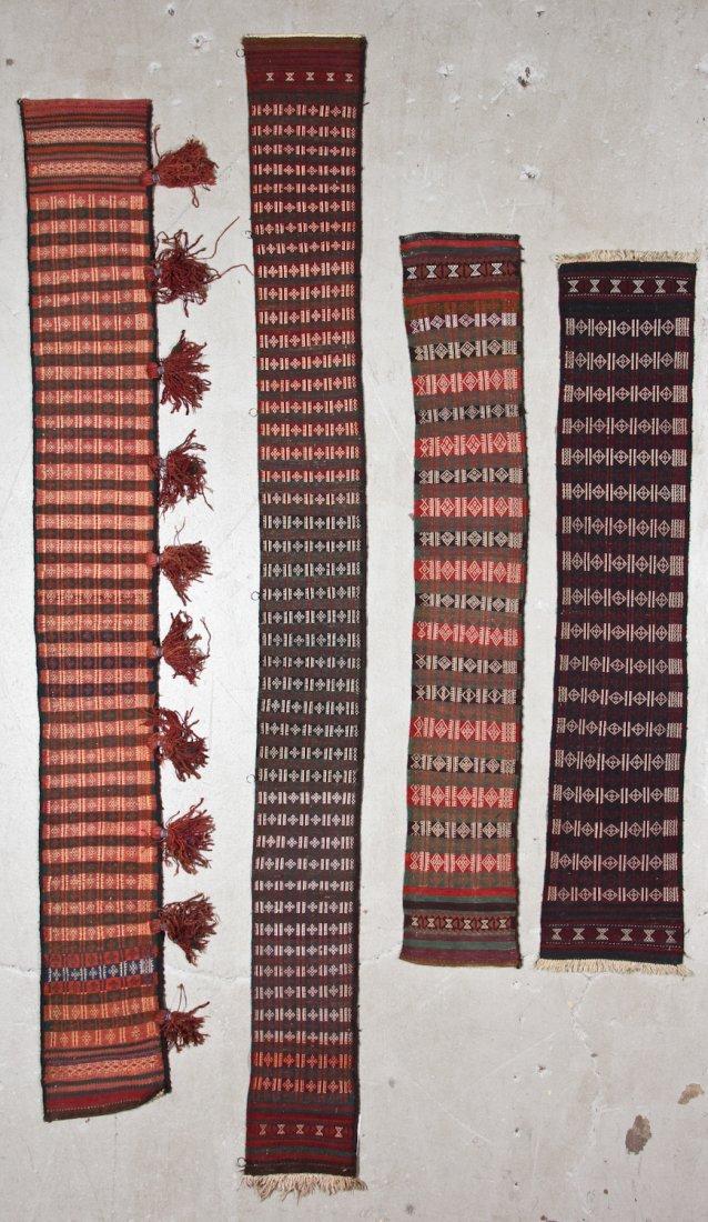 15 Semi-Antique Central Asian Kilims - 8