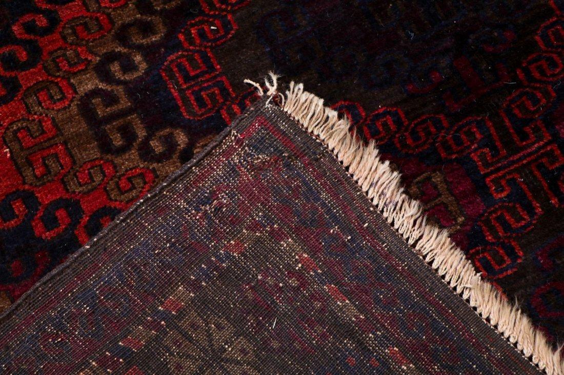 3 Vintage/Semi-Antique Beluch Rugs, Afghanistan - 3