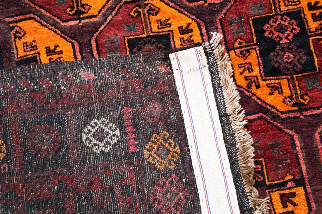 3 Vintage/Semi-Antique Beluch Rugs, Afghanistan - 5
