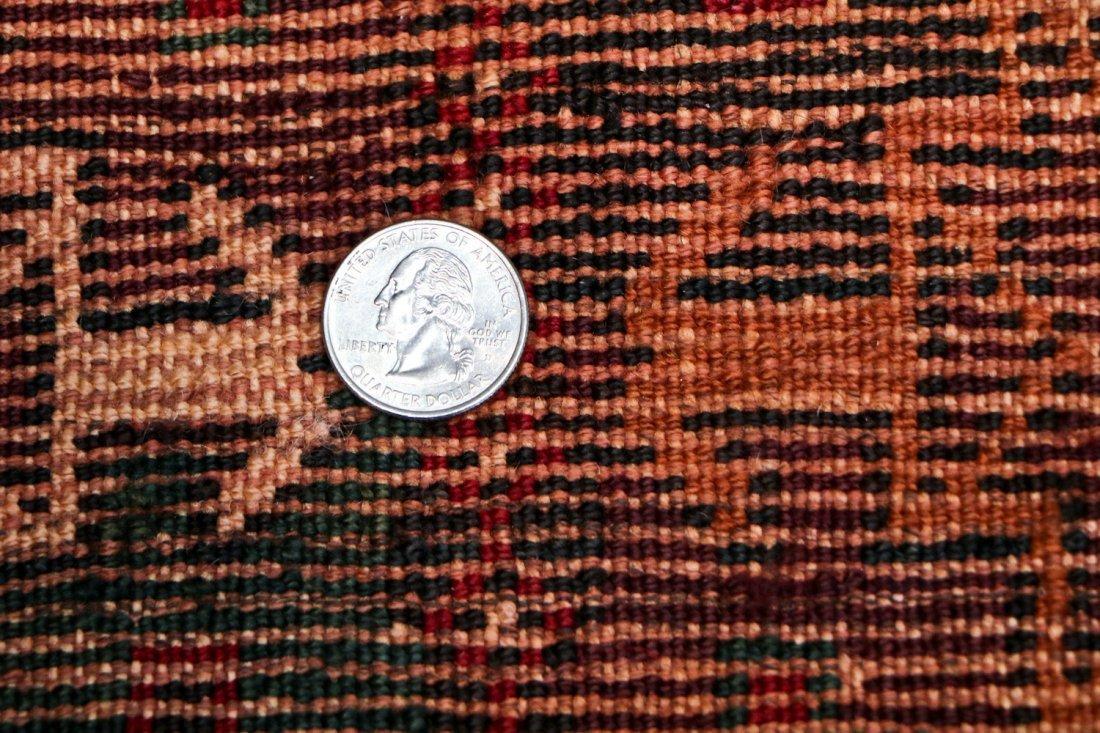 2 Antique Afghan Beluch Rugs - 5