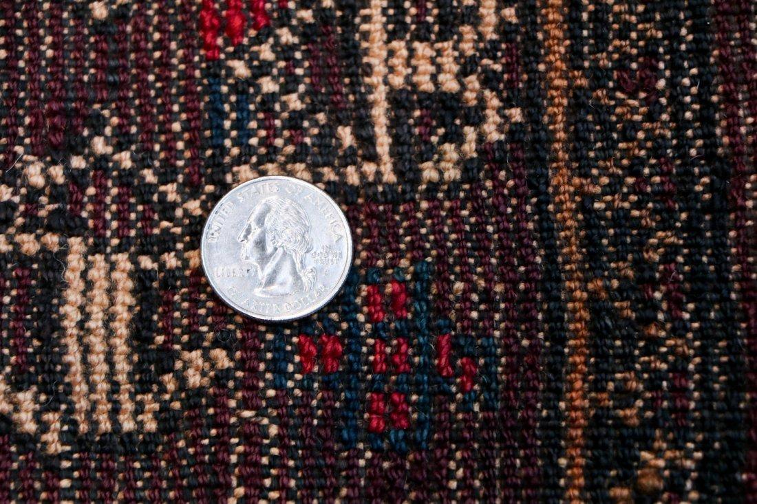 2 Antique Afghan Beluch Rugs - 8