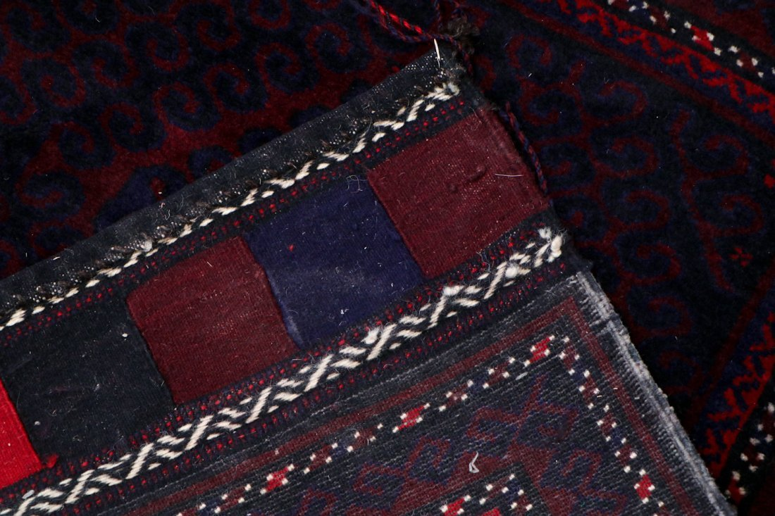 3 Semi-Antique Afghan Beluch Double Saddle Bags - 6