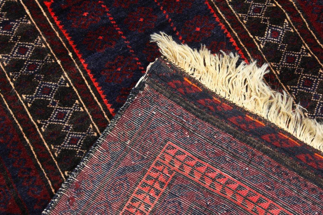 2 Vintage Beluch Prayer Rugs - 5
