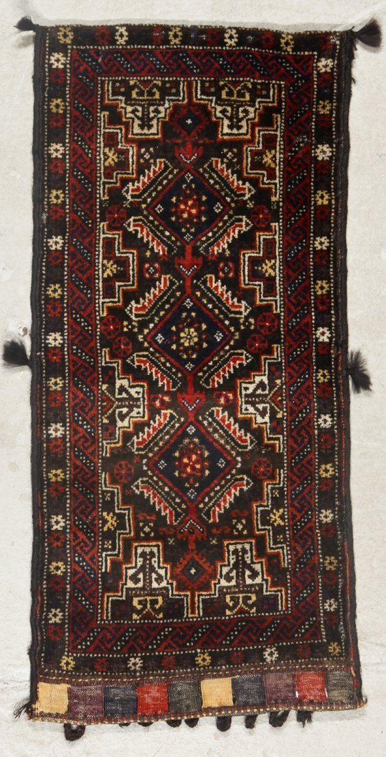 2 Old Afghan Beluch Rugs - 2