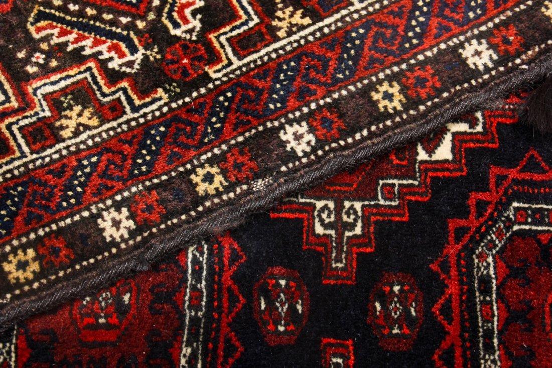 2 Old Afghan Beluch Rugs - 5