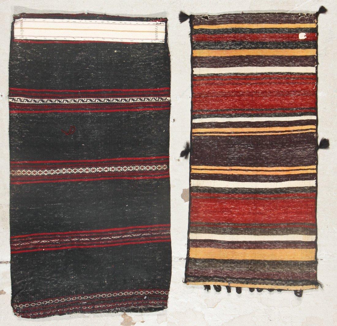 2 Old Afghan Beluch Rugs - 6