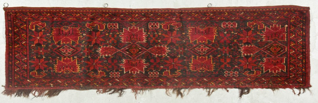 2 Old Turkmen Beshir Trappings - 3