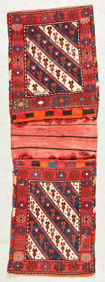 3 Semi-Antique West Persian Sumak Trappings - 2