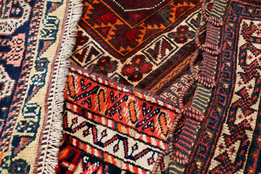 8 Semi Antique Persian/Afghan Bagfaces - 6