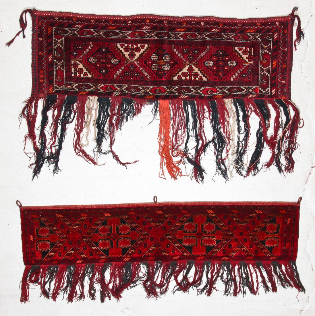 8 Old Central Asian/Turkmen Trappings - 4