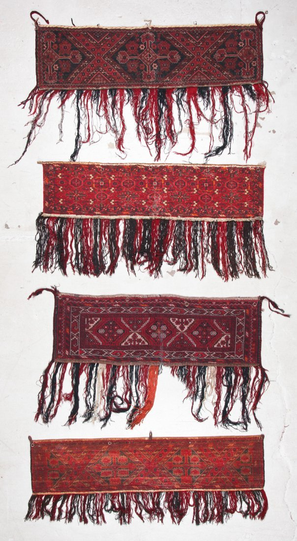 8 Old Central Asian/Turkmen Trappings - 5