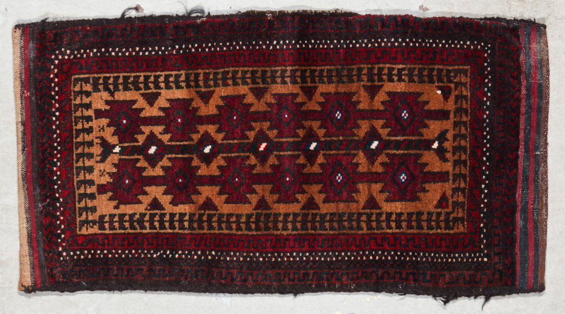3 Old Afghan Small Rugs - 3